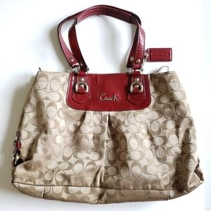 COACH bag °beautiful & great condition